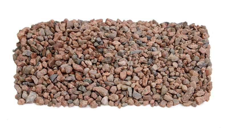 10 12mm Pink Gravel By Quarrystore Delivery Across County Antrim Belfast Northern Ireland