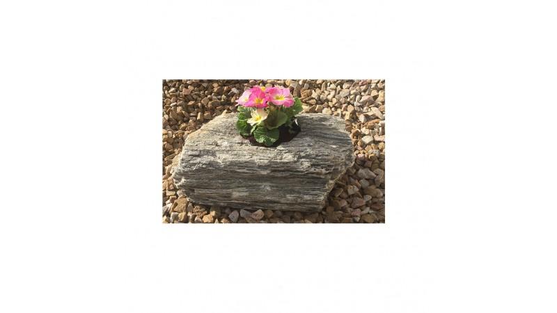 168 & Wooden Stone Flower Pot   Feature Stone   Quarrystore.co.uk